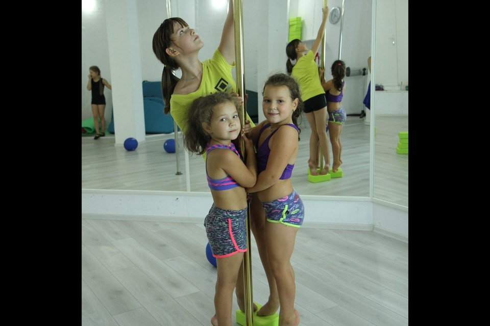 Pole Kids - Pole Dance