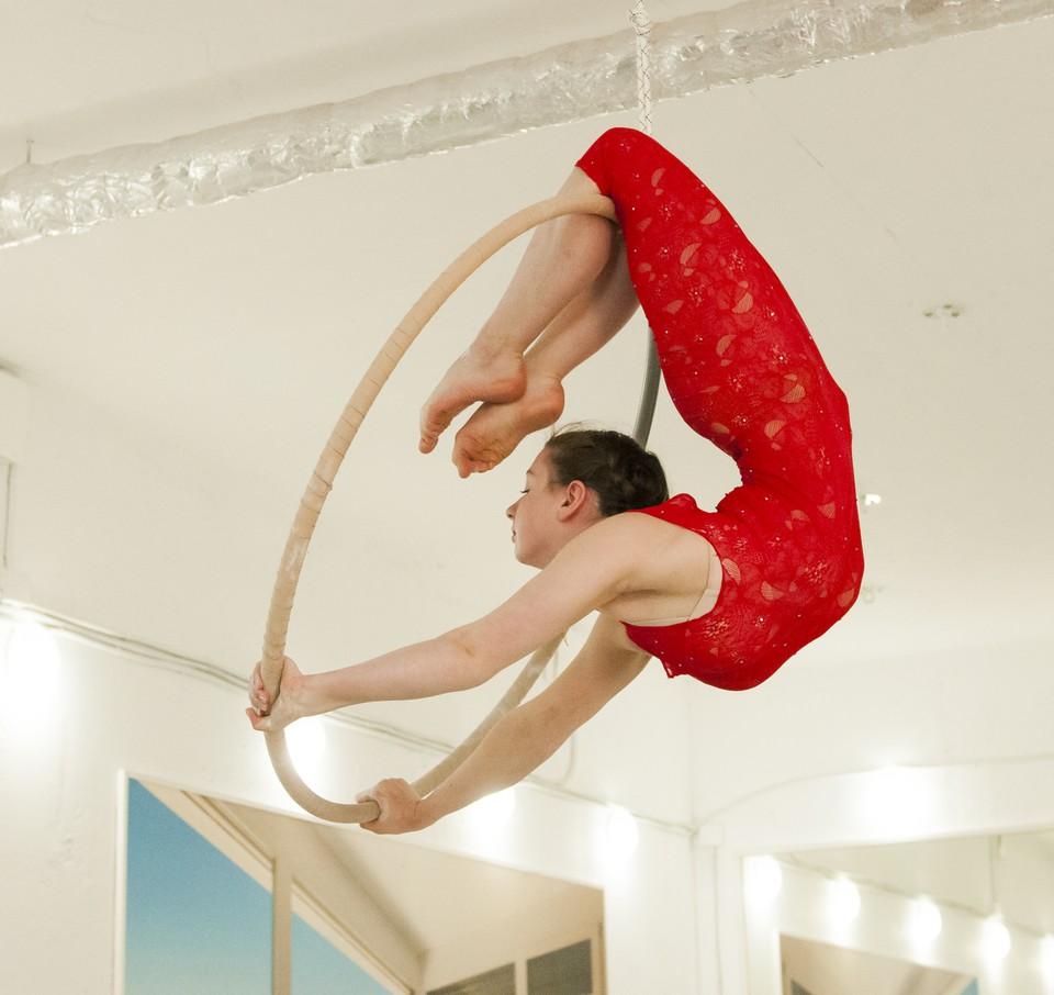 галстуки фото воздушной гимнастики сказать